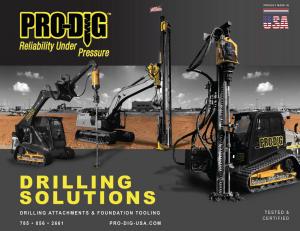 ProDig Brochure 2020 - smaller low res